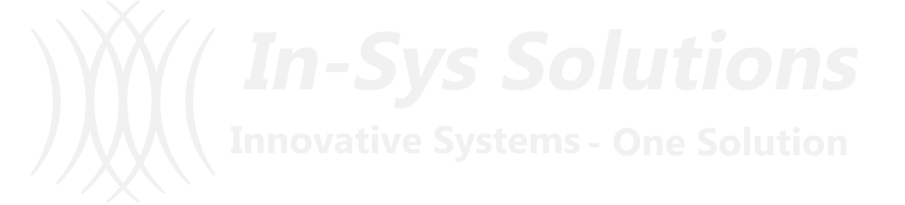 In-Sys – Innovative systems – One Solutions